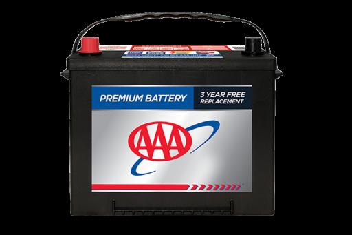AAA battery-service